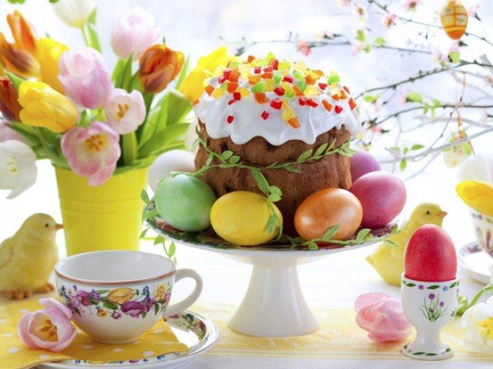 як святкують Великдень за кордоном