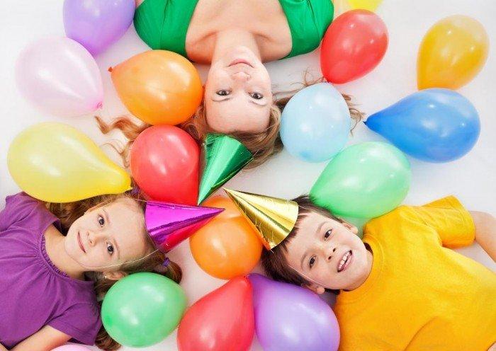 День рождения детский дома. Веселые конкурсы с шариками.