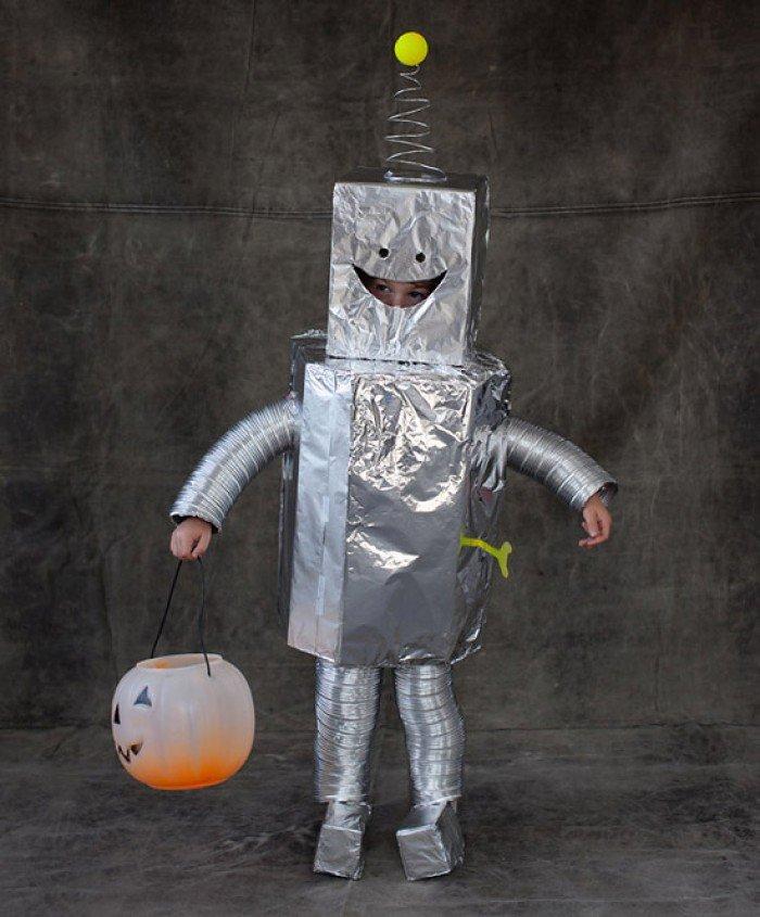 Карнавальний костюм робота