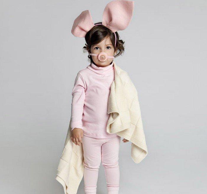 Карнавальний костюм свинки для дівчинки