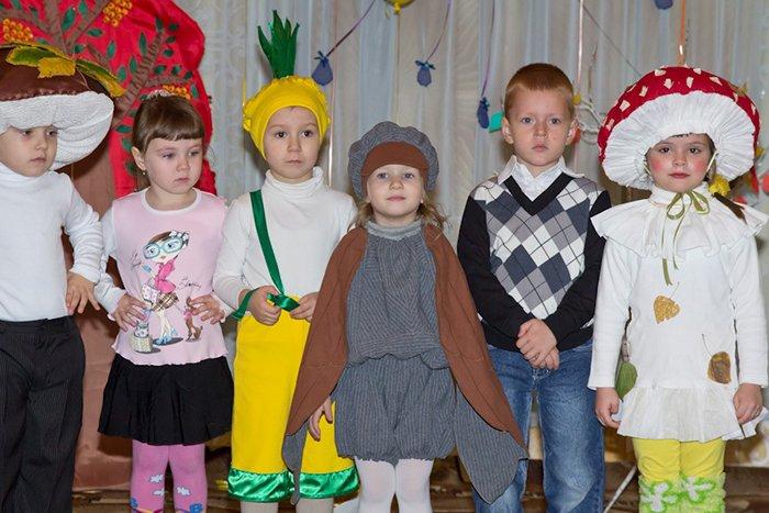 Сценарій осіннього балу для дитячого садка, фото 3