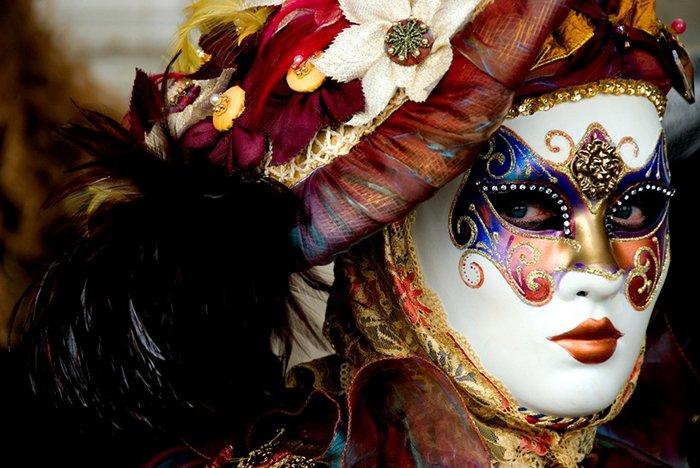 Роскошный карнавал в Венеции, фото 2