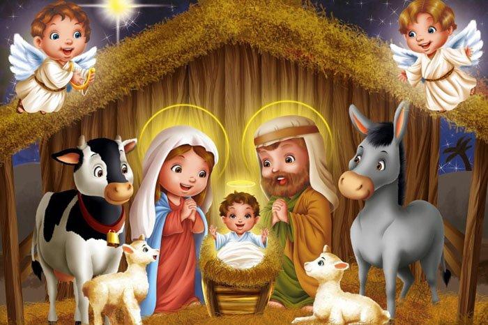 Детский сценарий на Рождество, фото 2