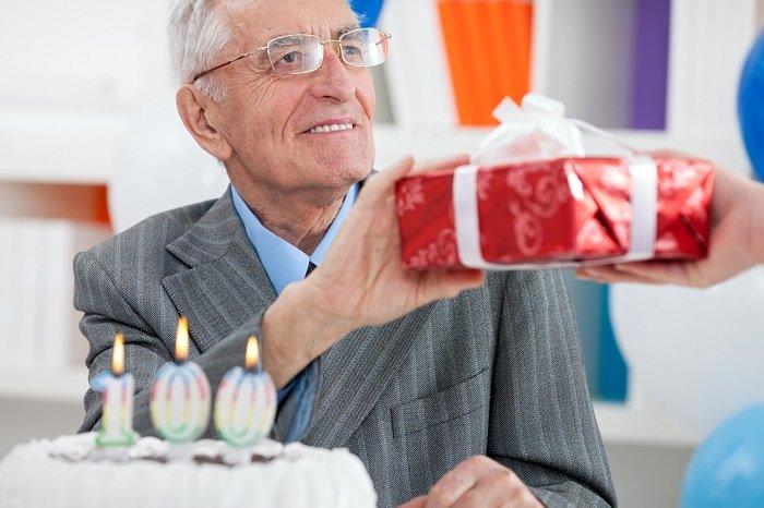 Привітання з Днем народження для дідуся