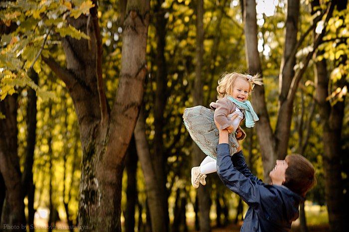 Привітання для батька від дочки в День батька