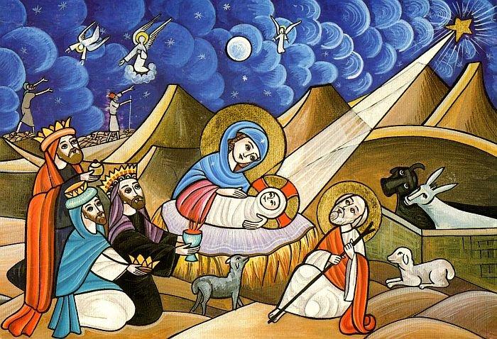 Різдвяний сценарій для дітей, фото 3