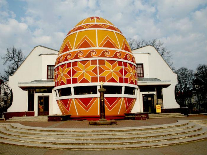 Музей Писанка, Коломыя, Украина