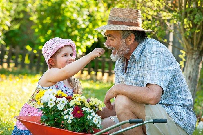 Поздравления с Днем рождения для дедушки