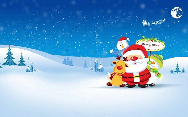 Колядки на Рождество