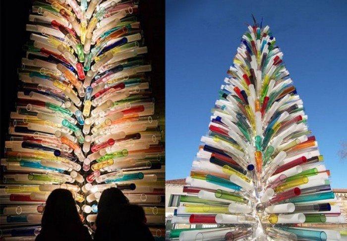 Самые красивые елки в мире