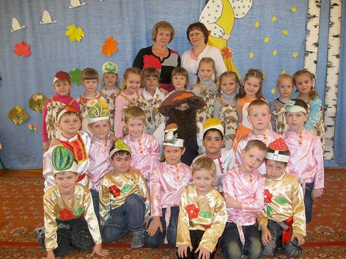 Свято осені для дітей, фото 9