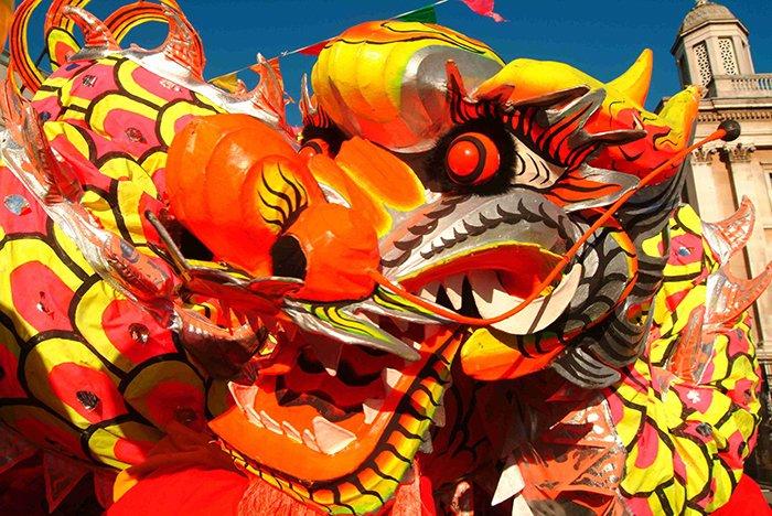 Весенний фестиваль в Китае, фото 3