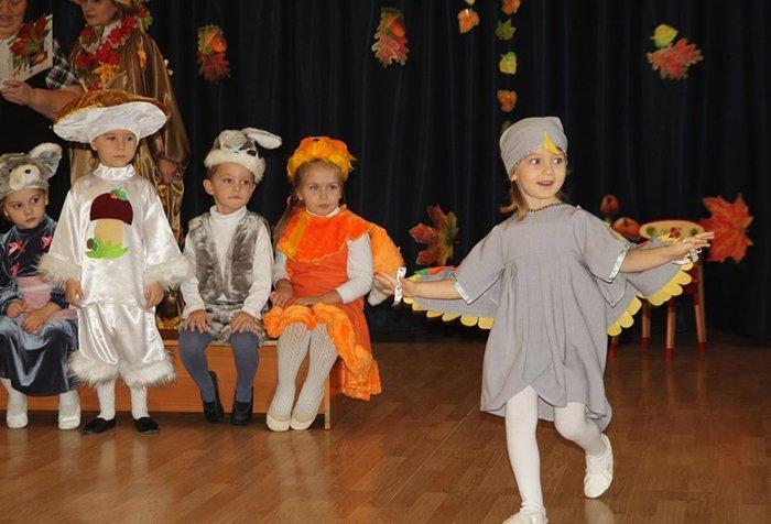 Сценарій осіннього балу для дитячого садка, фото 2