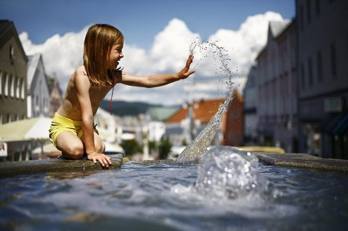 Пословицы и поговорки о воде