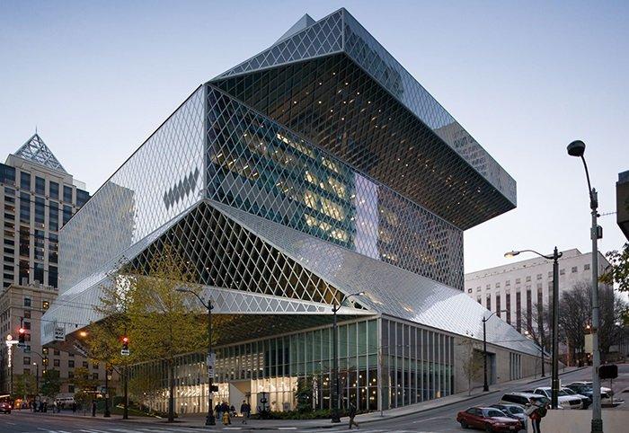 Самые необычные библиотеки мира, фото 11