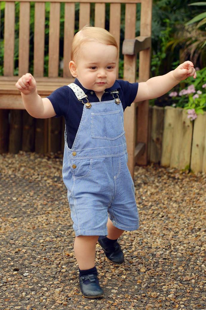 Найбагатші діти світу - Принц Джордж Кембриджський