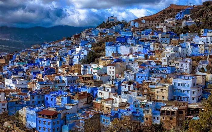 Шефшауен — голубой город Марокко, фото 6