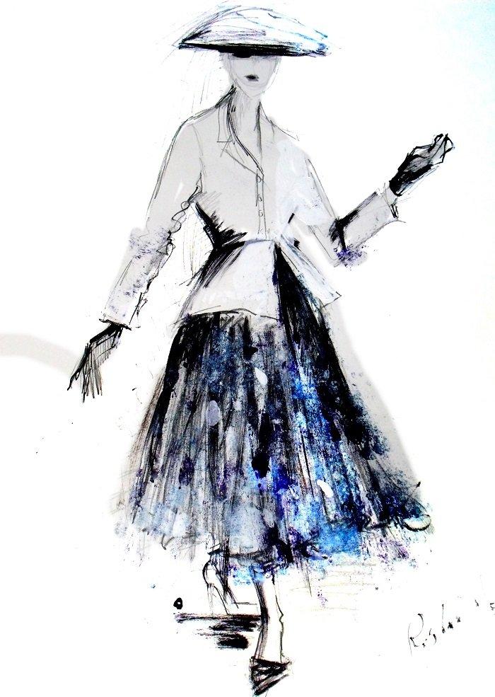Легендарный модельер: Кристиан Диор
