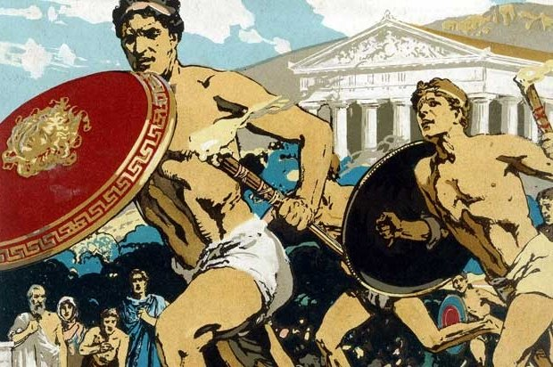 Як виникли Олімпійські ігри