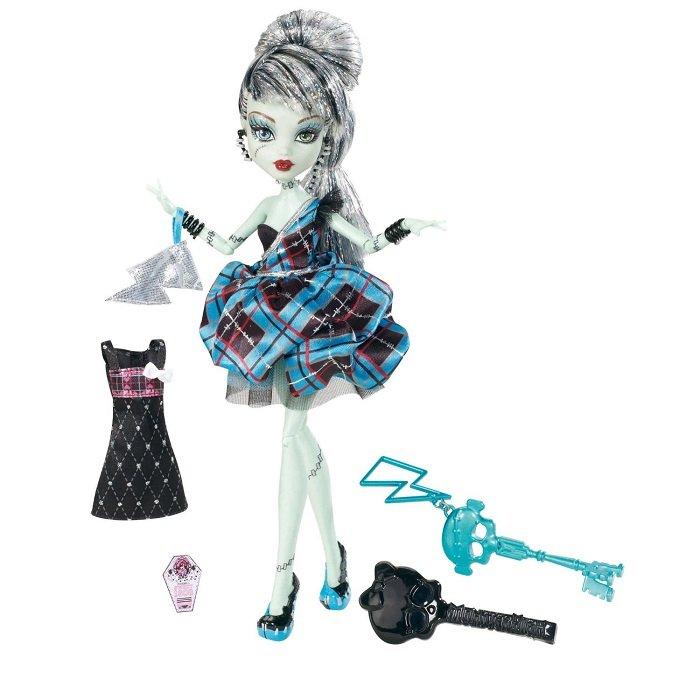 Куклы Монстр Хай: неидеальные, но стильные