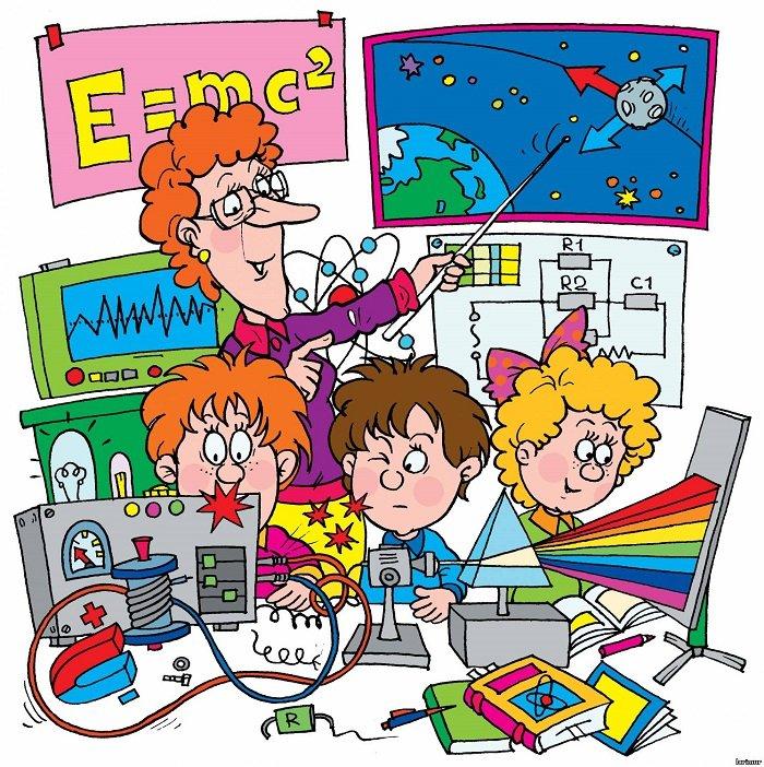 Занимательная физика для детей. Интересные физические опыты - фото 1