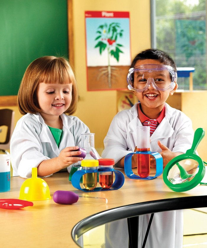 Хімічні досліди для дітей