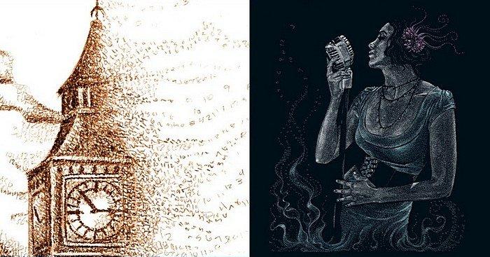 «Цифровые» картины