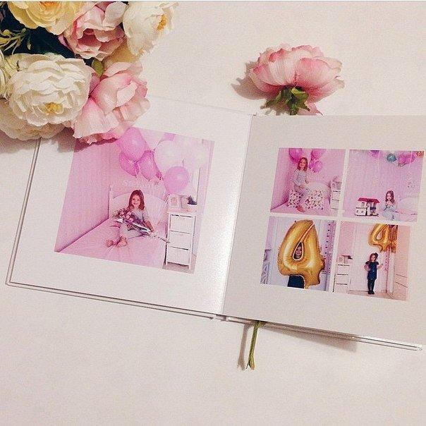 Инстабук: модный фотоальбом