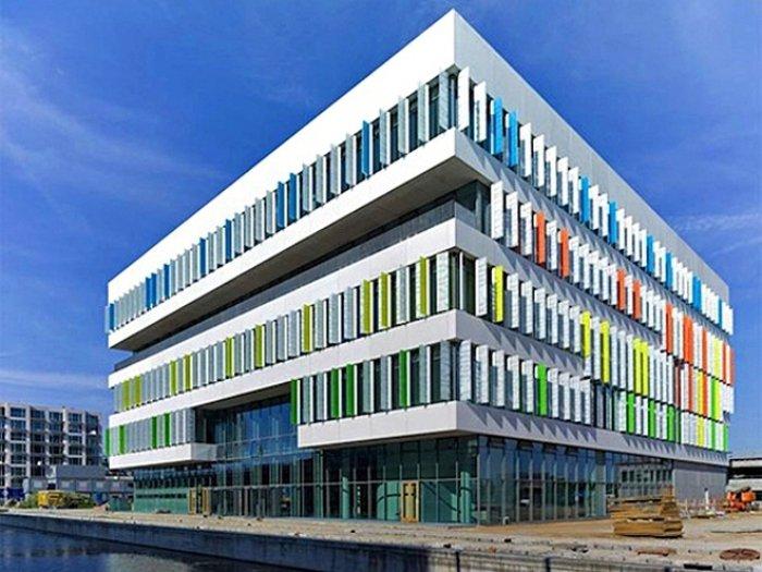 Найнезвичайніші школи світу, Гімназія Орестанд у Копенгагені - фото 1
