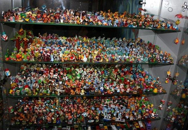 Удивительные коллекции игрушек, фото 13