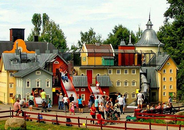 Достопримечательности Европы для детей - фото 15