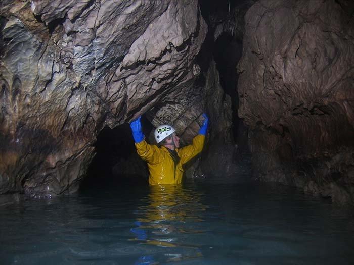 Печера Крубера-Вороняча — найглибша печера в світі, фото 6