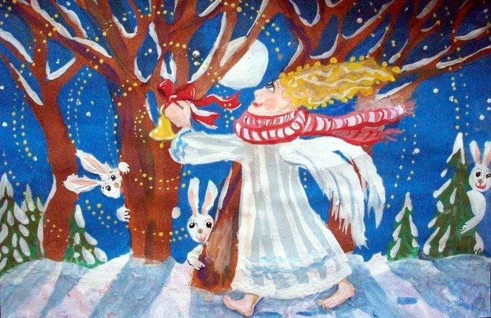 Українські прислів'я, народні прикмети на Різдво, фото 6