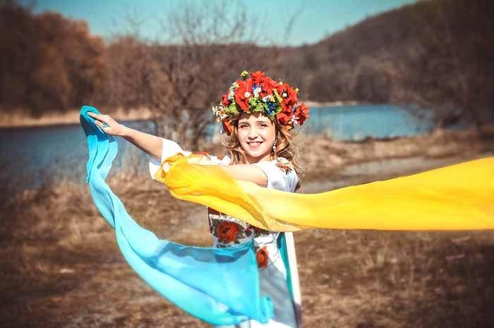 Пословицы об Украине