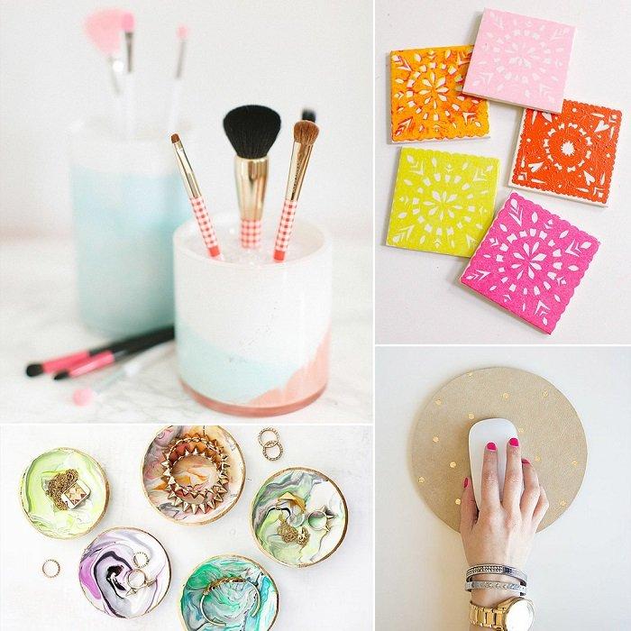 DIY – це майстер-клас, інструкція з виготовлення речі своїми руками