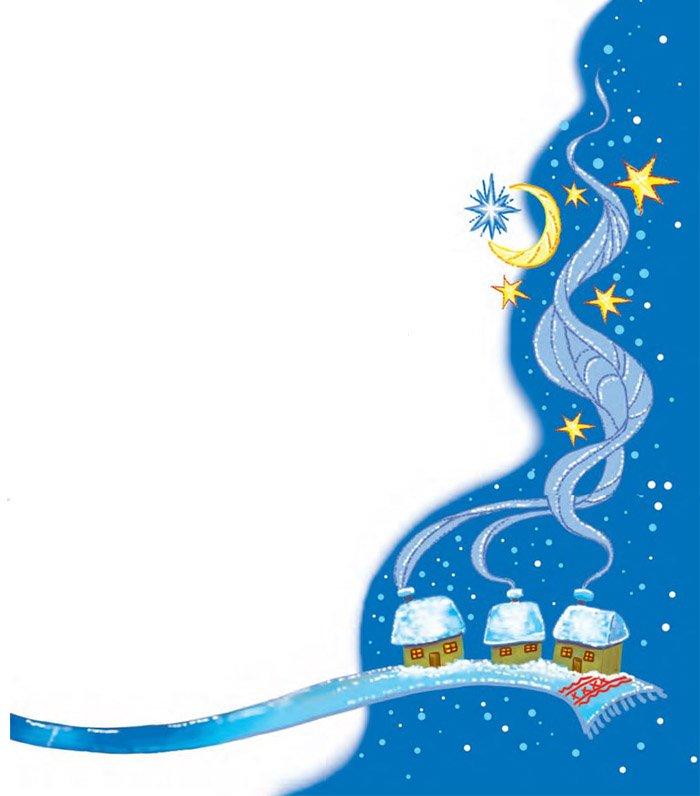 Красивые рождественские стихи для детей, фото 1