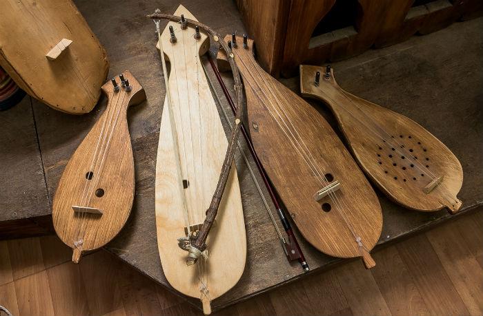 Гудок - музыкальный инструмент