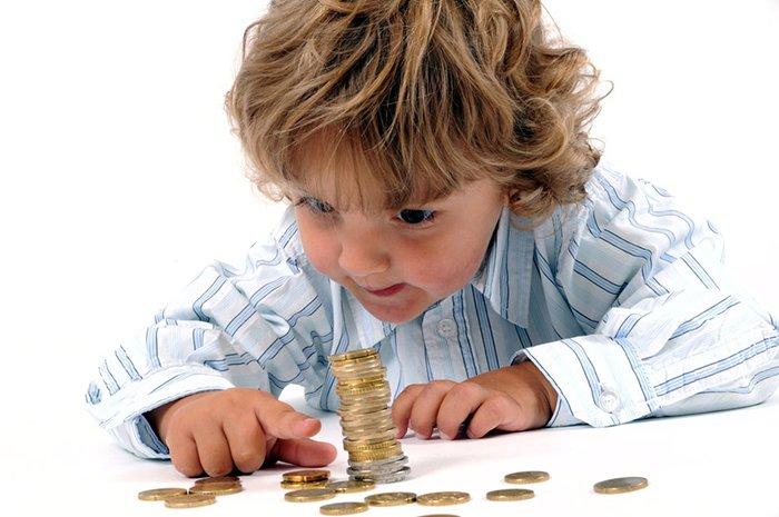 Гроші та діти, фото 1