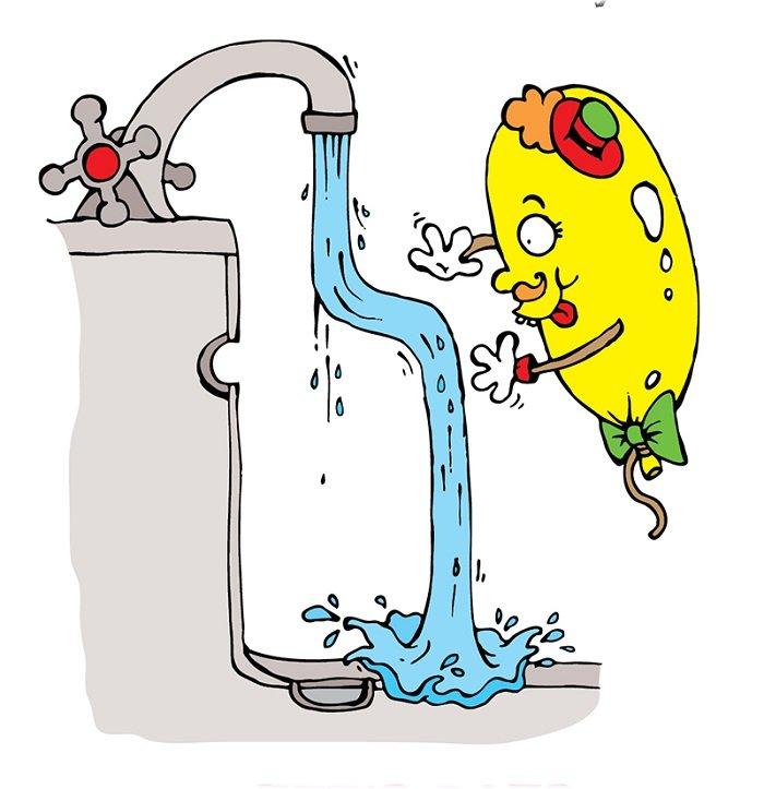 Простой фокус для детей: гибкая вода