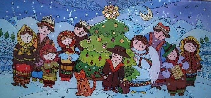 Христианские рождественские песни