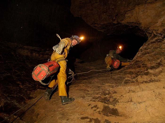Печера Крубера-Вороняча — найглибша печера в світі, фото 7