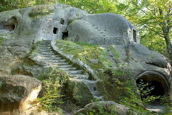 Лучшие места для летнего отдыха в Украине