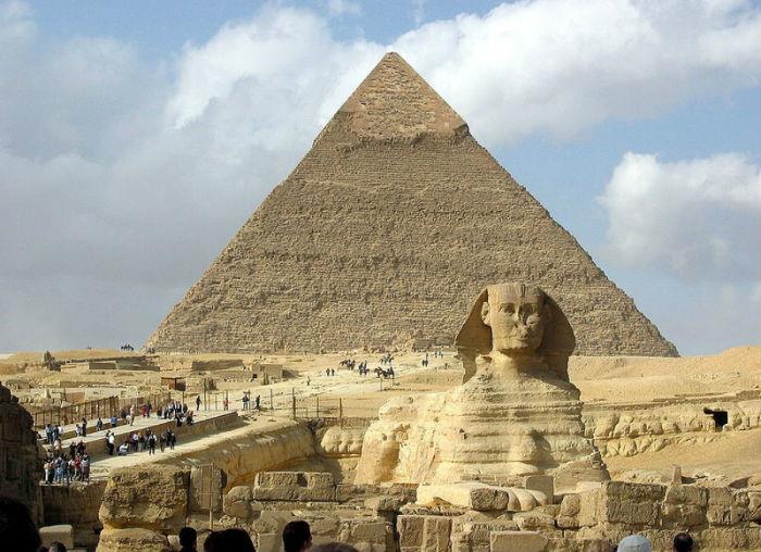 факти про Стародавній Єгипет