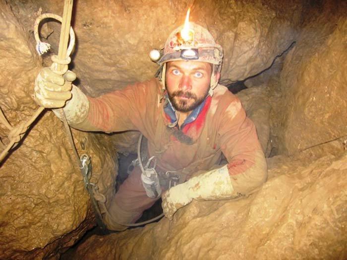 Печера Крубера-Вороняча — найглибша печера в світі, фото 10