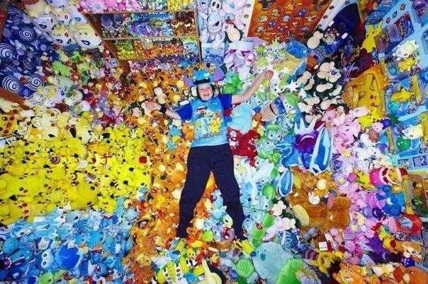 Дивовижні колекції іграшок, фото 1