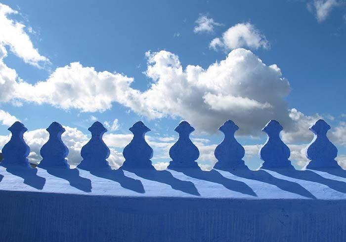 Шефшауен — блакитна казка Марокко