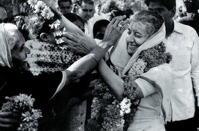 Великі справи Індіри Ганді