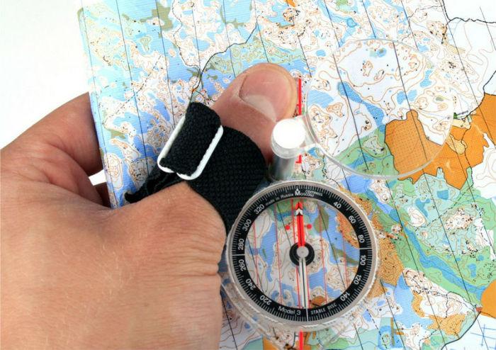 компас для походу в ліс
