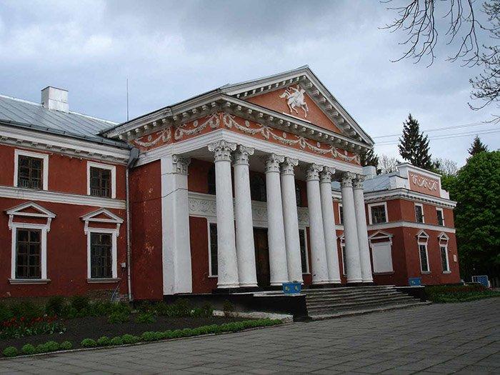 Невероятные села Украины