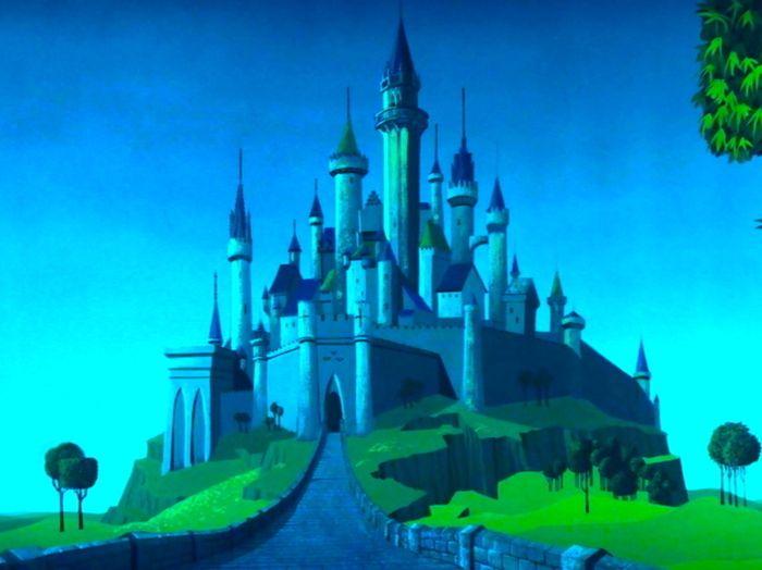 Реальні місця, що надихнули діснеєвських мультиплікаторів